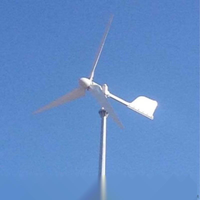 微型家庭用2000瓦风力发电机厂家