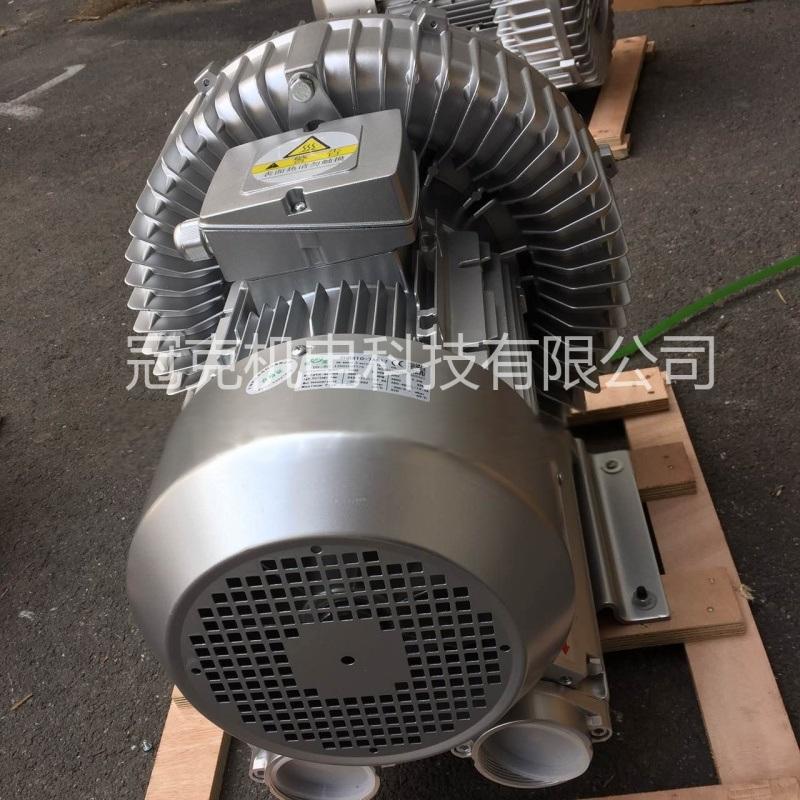 漩涡气泵高压风机电机发烫