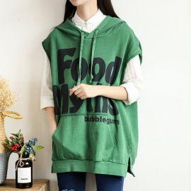 韩版中长款针织卫衣厂家直销地摊货卫衣批发市场时尚杂款卫衣