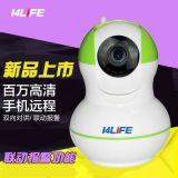 安防监控设备 无线网络wifi监控摄像机 无线摄像头 插卡摄像机