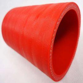 河北景县橡胶管厂家-食品级红色夹布硅胶管夹线耐高温硅胶管