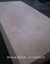 科技木面基材 杨桉芯