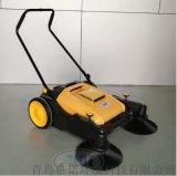 無動力手推式掃地車 車間掃地用掃地車al920