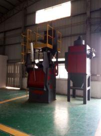 专业生产 移动式小型抛丸机 二手抛丸机厂家定制