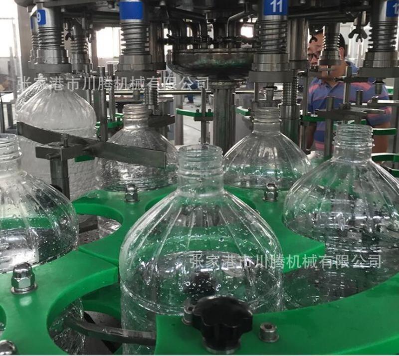 纯净水全自动灌装机 桶装水灌装机设备