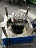 双层垃圾桶模具 户外垃圾桶模具对外加工产品