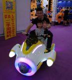 新款廣場快樂飛俠騎行車 室外兒童遊樂設備 親子騎行遊戲機