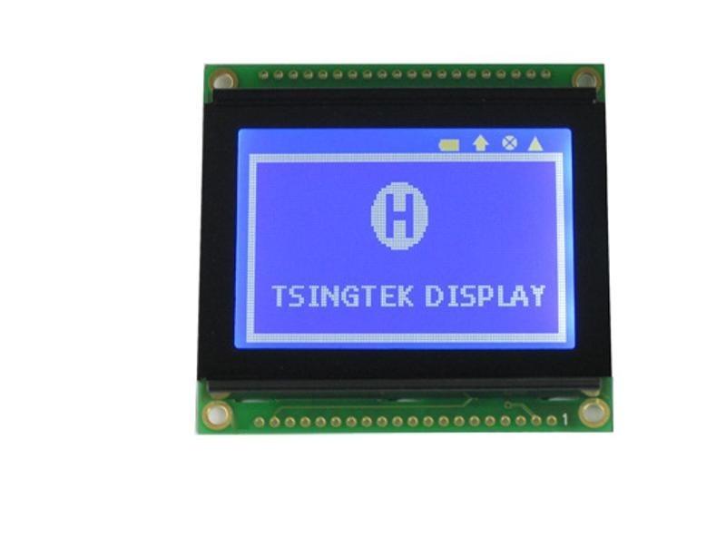 供應12864點陣液晶模組,LCM模組,LCD液晶