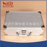 厂家供应优质多款式铝合金铝箱 批发便携防震内设EVA仪器工具箱