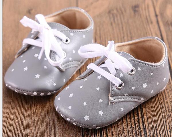 好宝贝男**宝星星婴儿鞋学步鞋休闲鞋