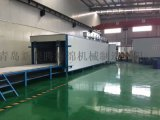 水準自動連續發泡機用於家私綿的生產線海綿沙發的生產