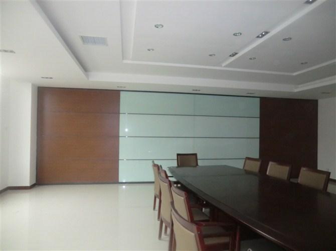 深圳坪山會議室隔斷活動屏風供應|可移動可摺疊隔斷活動屏風