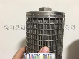 不锈钢网滤芯,超级耐腐蚀1560 2035 2080镍铬合金不锈钢网