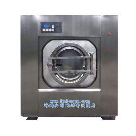 大型工业洗衣机 海鸥全自动洗脱机 洗脱一体机