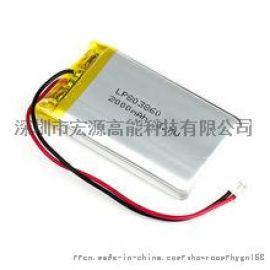 锂二次聚合物3C数码类电池