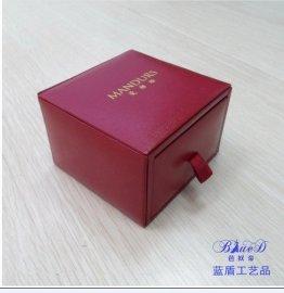 高档皮质首饰珠宝礼品盒SAM-5333