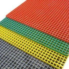 玻璃钢电缆沟格栅盖板规格齐全