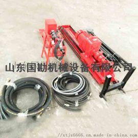 凿岩设备电动潜孔钻机打岩石 凿岩钻孔15米
