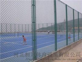 拼装地板网球场球场围网厂家