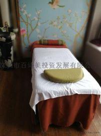 供应纯棉酒店美容院专用床单床笠订做