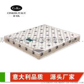富士床垫 扬州乳胶垫椰棕垫 弹簧床垫席梦思定制