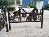 四川道路护栏生产厂家 不锈钢护栏 地铁广场专用铁马