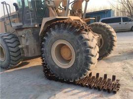 装载机防滑履带  防滑保护链子生产厂家