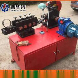 西青区可调速金属波纹管制管机冷轧钢带卷波纹管机扁管机