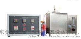 塑料点着温度测试仪、塑料热空气炉