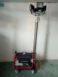 多功能遠程投射燈全方位自動升降應急燈