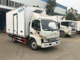 江淮骏铃V6冷藏车, 小型厢式冷藏车