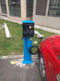 交流立式电动汽车充电桩
