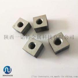 高纯度钼螺丝螺母、M6*45钼螺丝螺母