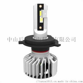X5一体化LED前大灯H4远近光