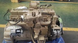 旋挖钻康明斯C8.3发动机 6C8.3-193KW