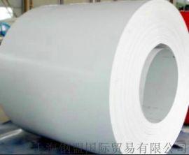 尚兴帝王白P硅改性聚酯彩涂 做钢构找钢盟