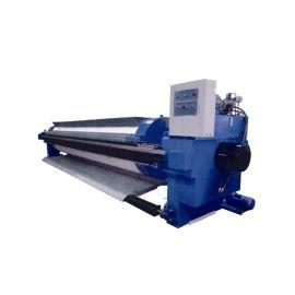 环保设备 全自动污泥脱水压滤机 板框式污泥压滤机