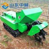 果園農用履帶拖拉機  履帶式施肥回填機