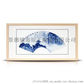 廣告宣傳畫 陶瓷瓷板畫廠家定製陶瓷瓷板畫工藝品