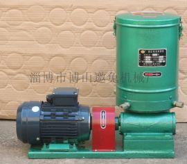 高压润滑泵 WDB电动高压润滑泵 高压干油泵