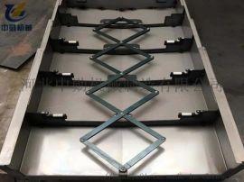京鼎机械CK5225 5112立式车床导轨伸缩护罩