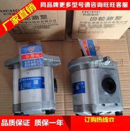 合肥长源液压齿轮泵CBGJ2080/2040双联高压齿轮油泵