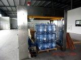 供應5加桶裝水生產線配套設備碼垛機 桶裝水生產設備全自動碼垛機