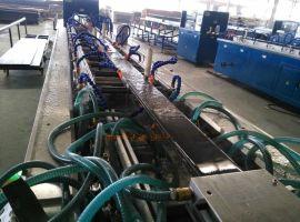 PVC木塑发泡门板设备及装饰板宽幅板材设备