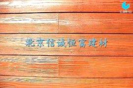 恒富厂家直销仿木纹水泥挂板