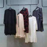 18年香港设计师品牌大码女装【今渡】春装品牌折扣女装走份批发
