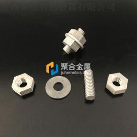 M5 钼螺丝 配套钼垫片  耐高温钼螺栓 定制