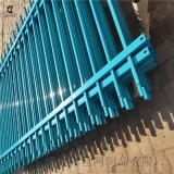 穿插鋅鋼護欄 衝孔拼接圍牆護欄 金屬院牆鋅鋼護欄