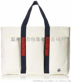 韩版涤棉环保帆布袋购物袋