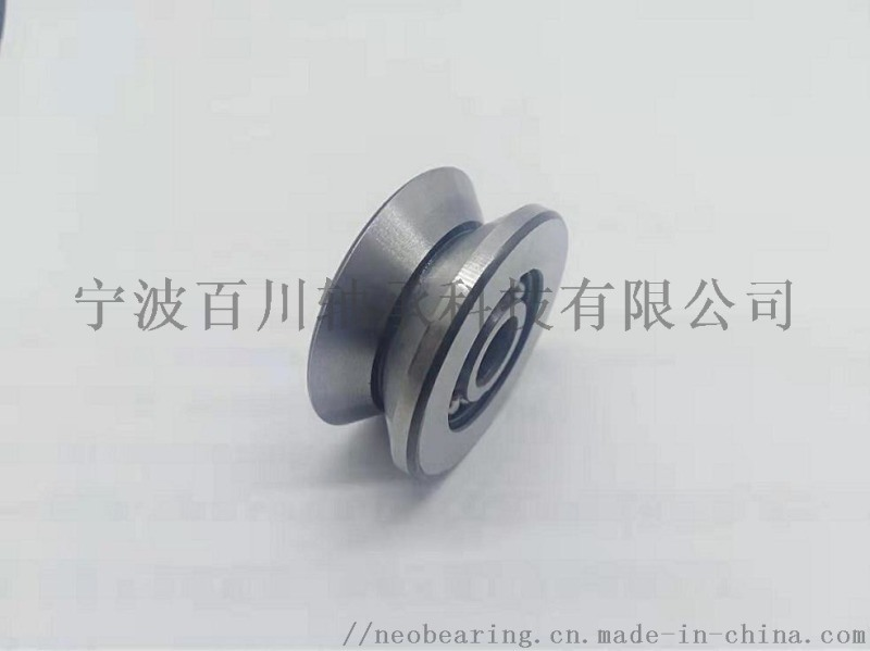 非尺規寸 滿球V槽滾輪軸承